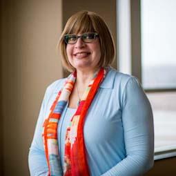 Sandy Slater, PhD, MS